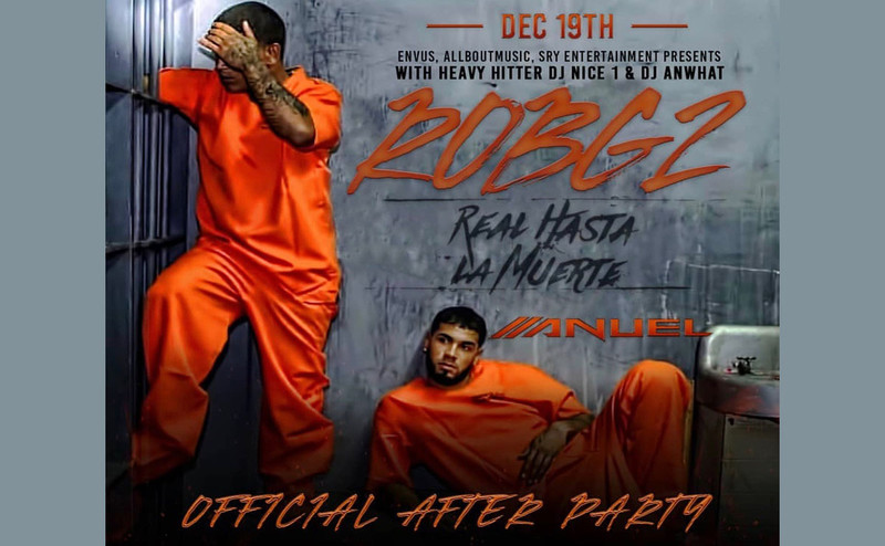 ANUEL AFTER PARTY