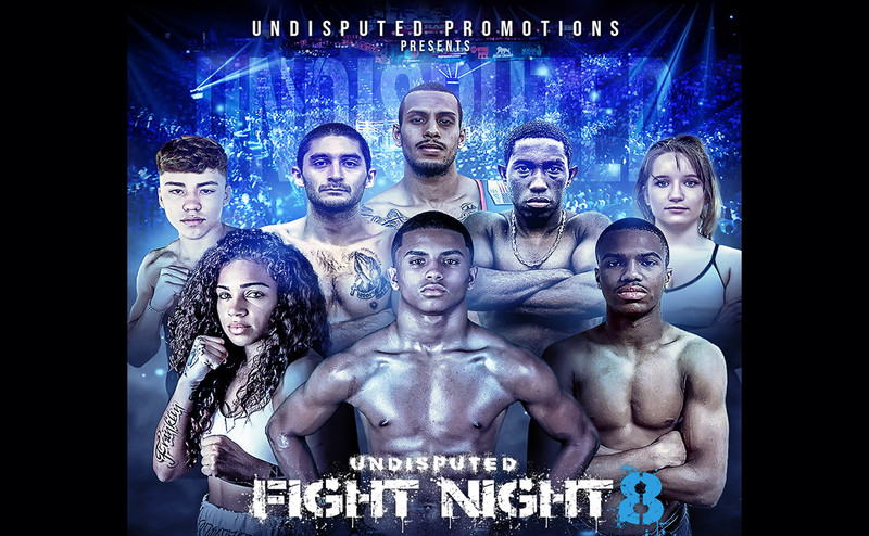 FIGHT NIGHT 8